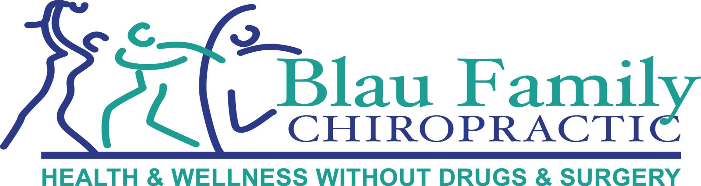 Blau Family Chiropractic Main Logo