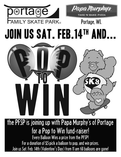 Pop to win Flier Feb 2015