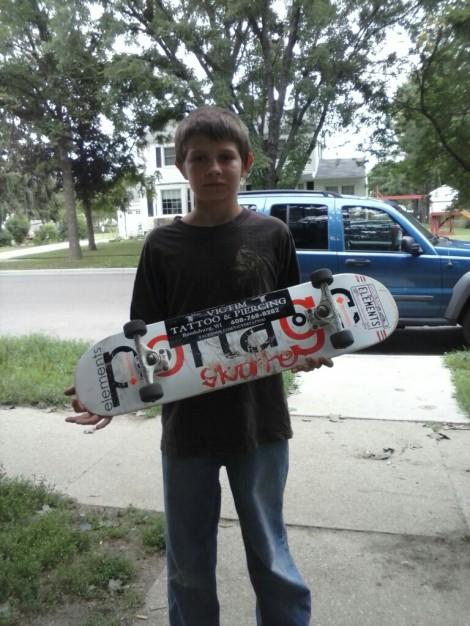 Portage Skate