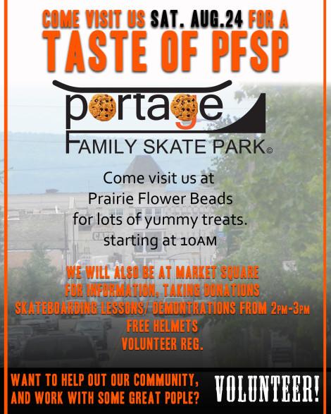 A Taste of Portage PFSP Style