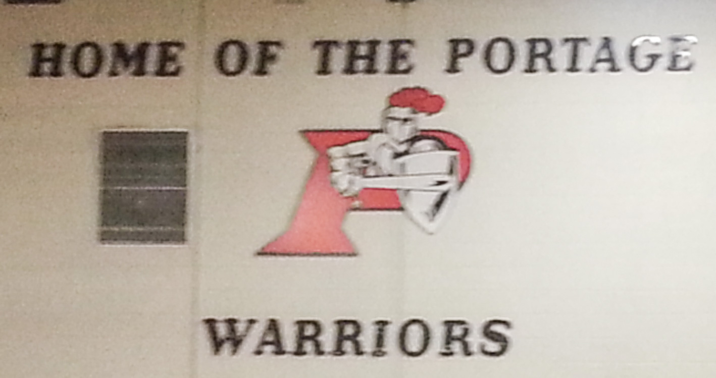 Portage Family Skate Park Visits John Muir Elementary School.