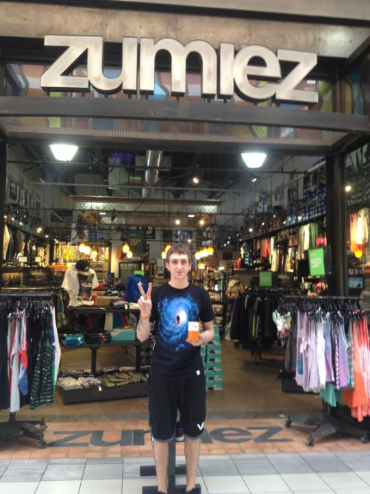 Zumiez you SAY!