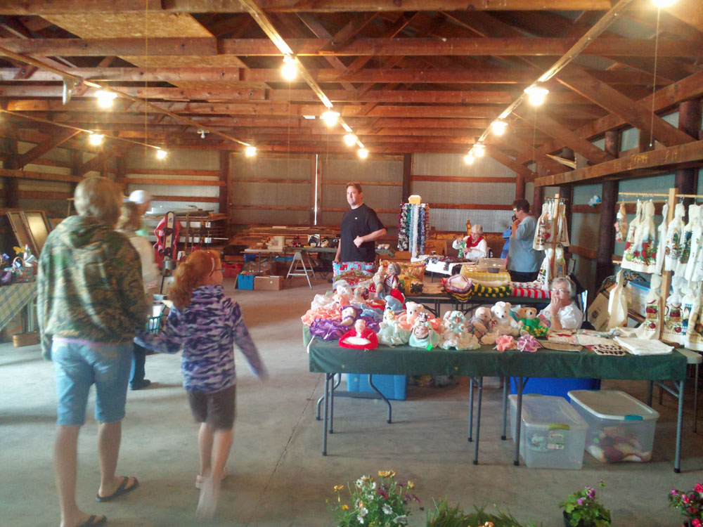 Last Portage Citywide Flea Market was a Big Success.