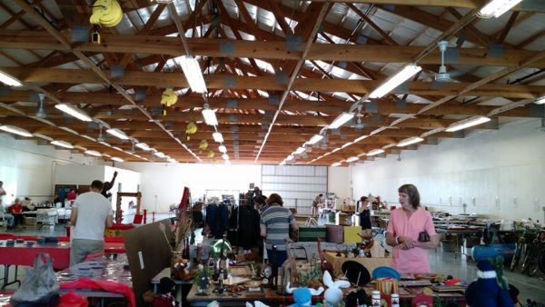 First City wide Flea Market of the year!